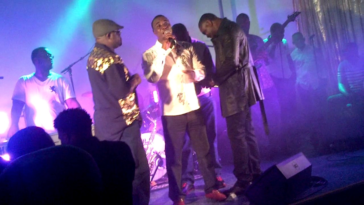 K1 DE ULTIMATE (KWAM 1) Live in New York City 2 - YouTube