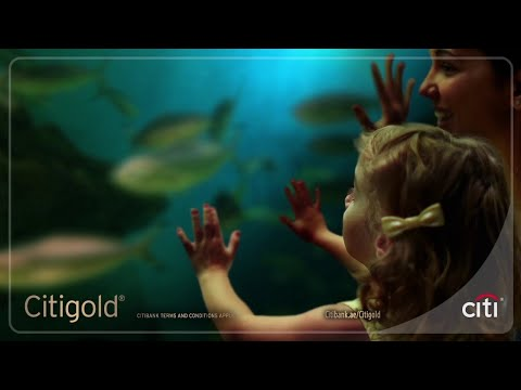 Citigold. Education on your terms.