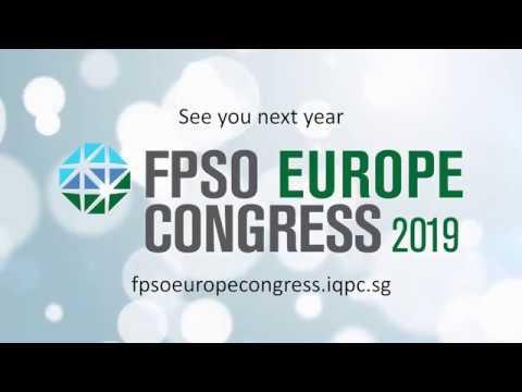 FPSO Europe 2018