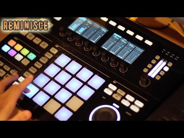 """Reminisce"" Instrumental (Maschine Studio Beat) [Reggae Hip-Hop]"