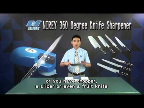 NIREY 360 Degree knife sharpener 2
