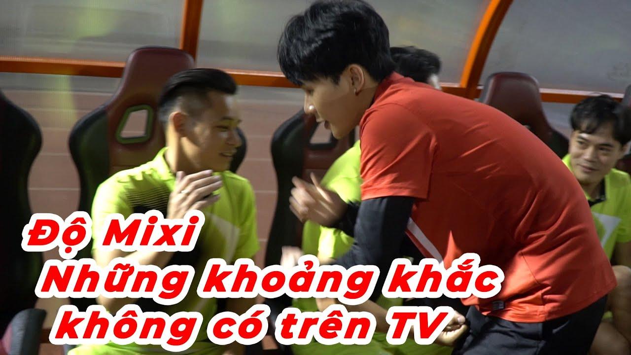 Đỗ Kim Phúc đi xem Độ Mixi đá bóng , những pha bóng siêu độc so tài đội Jack J97