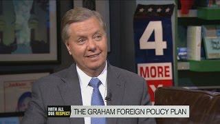 Lindsey Graham: Trump Has High Energy and Bad Ideas