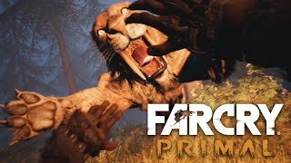 Far Cry Primal - Best Animal Attack Animations