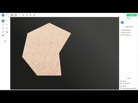 How To Convert Paper Patterns For CAD/CAM & CNC | Scan2CAD