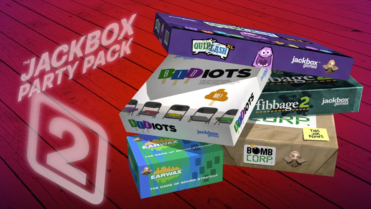 Image result for Jackbox Party Pack 2