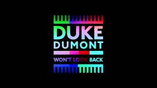 Duke Dumont - Won