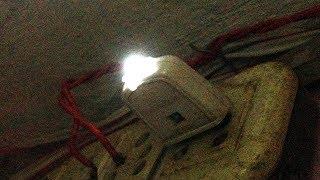 Comment créer lit simple lampe avec led 3v dans le secteur pin