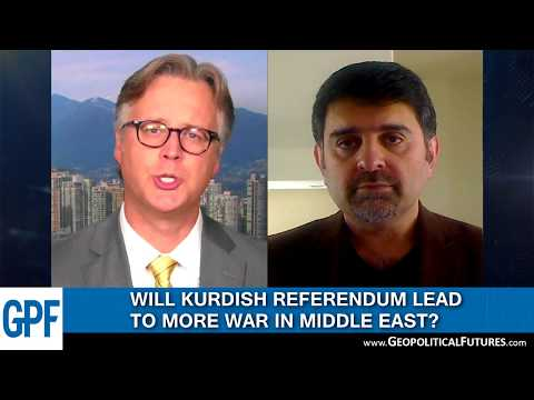 Will Kurdish referendum lead to more war in Middle East? | Kamran Bokhari Interview