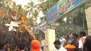Deviyude Anapurathezhunnallathu  Sree Panjami Devi Temple Kurakkode - Nedumangad