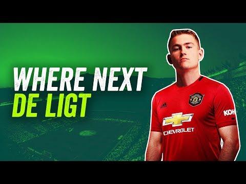 Rating Matthijs de Ligt's transfer options