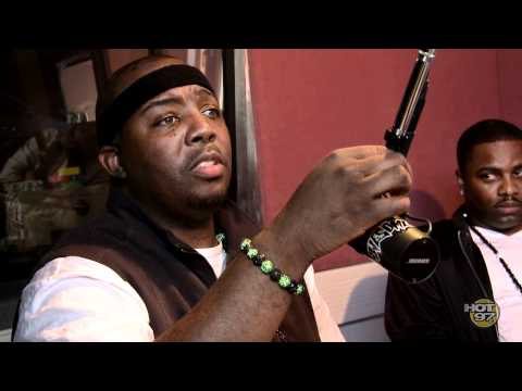 Erick Sermon Tells Classic Stories to Cipha Sounds and Rosenberg