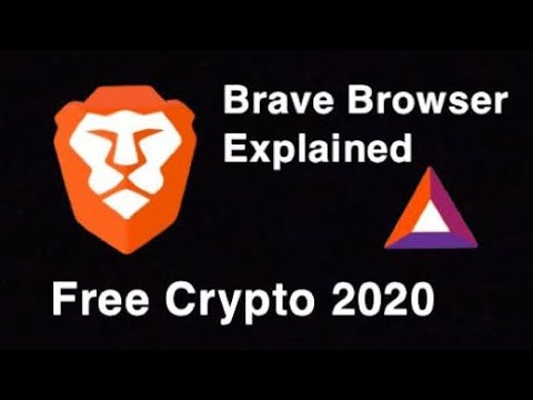 Brave Rewards Explained - Best Way to Earn Free CryptoCurrency June 2020 4
