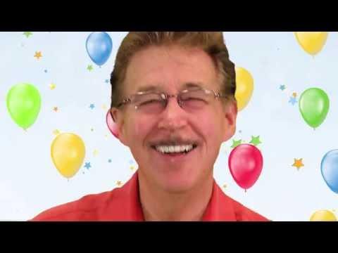 Fun Birthday Song For Kids | Jack Hartmann