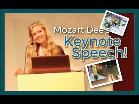 Mozart Dee's Keynote Speech at Baltic Centre of Contemporary Art