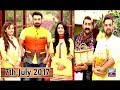 Salam Zindagi With Faysal Qureshi Guest Rauf Lala Nadeem Jafri 7th July 2017