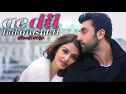Ae Dil Hai Mushkil Remix Ringtone | Bollywood Music Ringtones | With Download Link