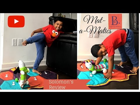 Dancing mat Toy review