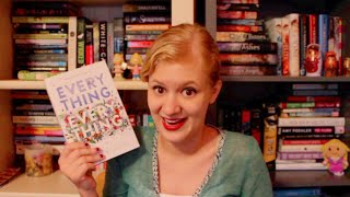 Spoiler Book Review: Everything, Everything by Nicola Yoon