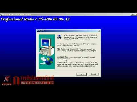 Program Motorola GP328 #1.flv - YouTube on