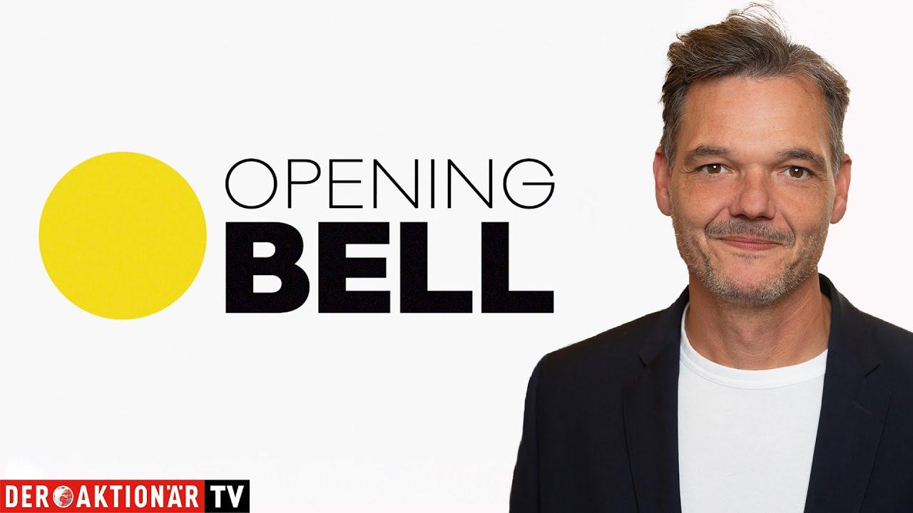 Opening Bell: Martin Marietta, Chargepoint, Moderna, Tesla, Niu, Facebook, Microsoft, BioNTech