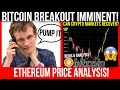 BITCOIN BREAKOUT?! BTC AND ETHEREUM 3 DAY FORECAST! $1000 Profit on 1 Trade! Bitcoin TA