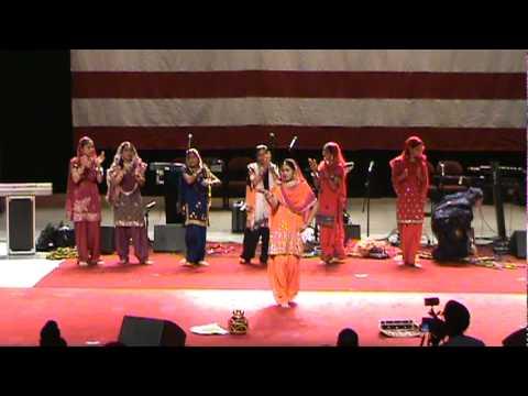 Kudiyan Punjab Diyan - Part 2 Of 3 @ Vaisakhi Mela 2010