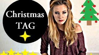 *** CHRISTMAS TAG *** Thumbnail