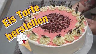Eistorte herstellen * Lecker Eis * Lecker Torte *
