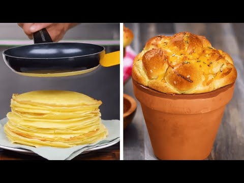 11 Unusual yet Delicious Ways to Cook Food! | Creative, Unconventional Cooking Hacks by Blossom