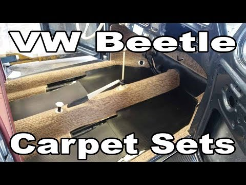 Classic vw bugs best places to buy carpet kits for type 1 for Best type of carpet to buy