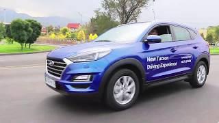 тест Драйв Hyundai Tucson 2018