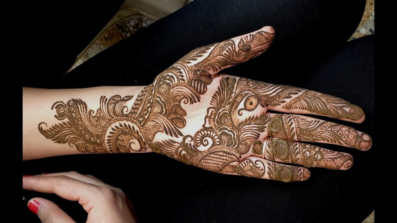 I Mehndi Henna Images : Egyptian wedding henna mehendi how to apply modern mehndi