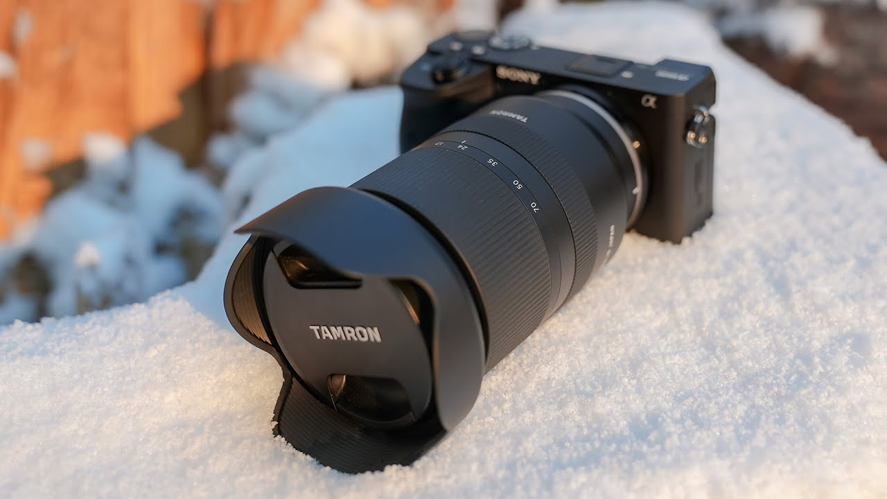 Tamron 17-70mm F2.8 Di III A VC RXD Review   Hausamann TV