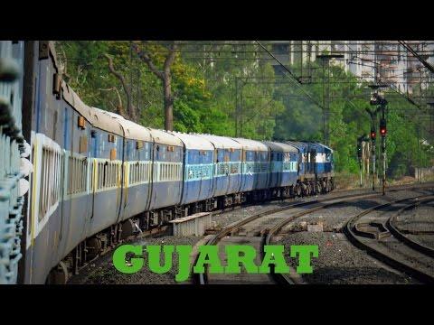 Gujarat Exploration On Rails - Part1 Ahmedabad To Gandhidham