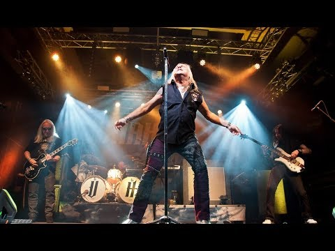 Uriah Heep eager to show Okanagan fans they've still got it