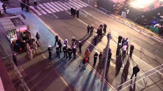Soldiers Dance to Gangnam Style in Times Square
