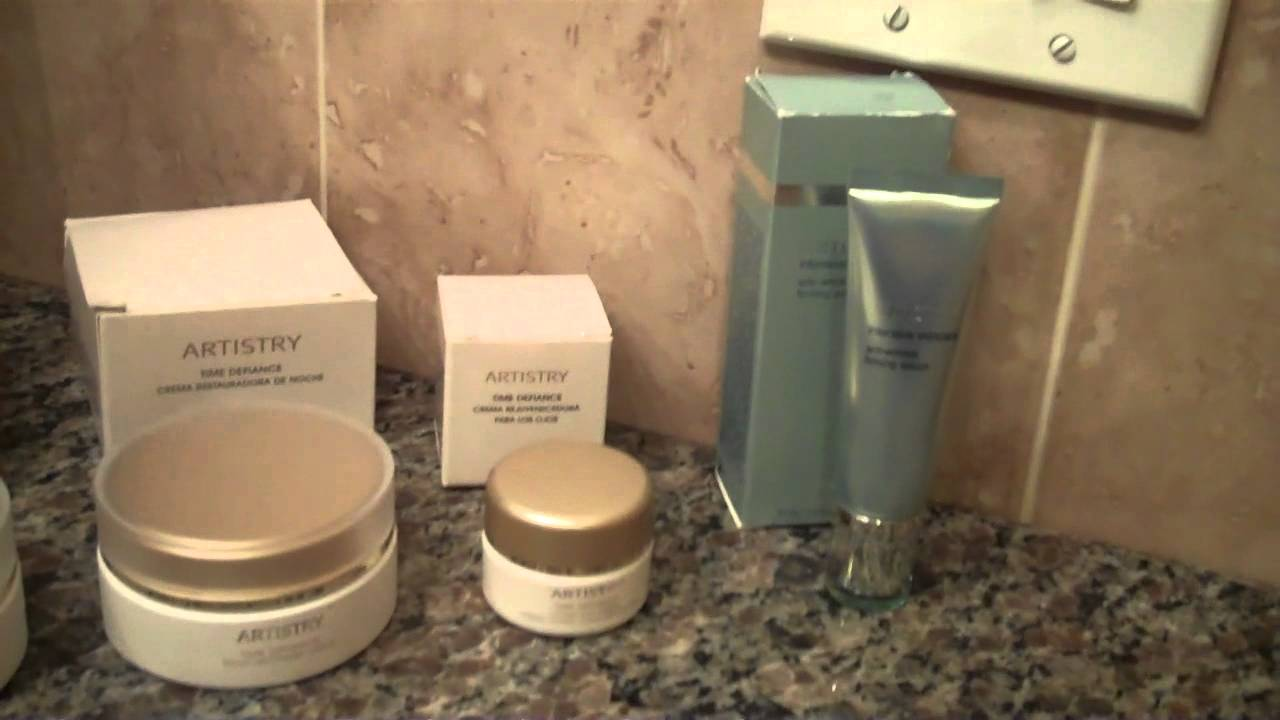 Artistry Makeup Face Care Saubhaya Artisty Lotion System Amway