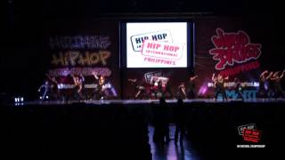reDefine - MegaCrew Division - Official HHI/PH National Championship