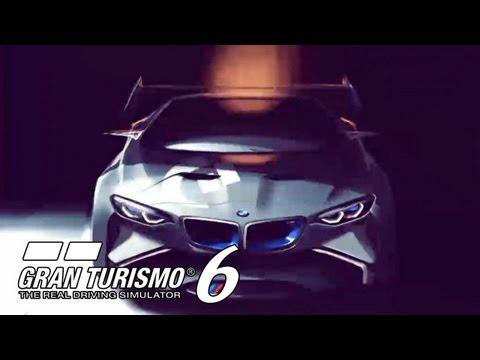 Gran Turismo 6 'SCEJ Conference 2013' Trailer HD