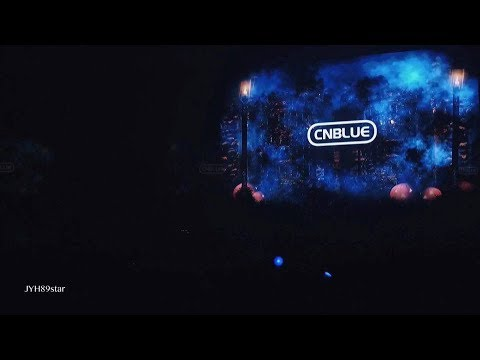 2016 FNC Kingdom in Japan ~ Creepy Nights ~ Day 1 CNBLUE cut