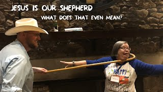 Jesus is our Shepherd? What Does That Mean?