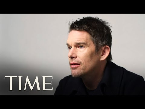 Ethan Hawke On Why Being Pretentious Is Okay | TIME