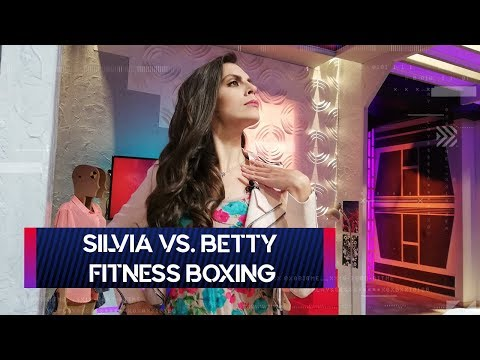 Silvia vs. Betty - Fitness Boxing | SheSports