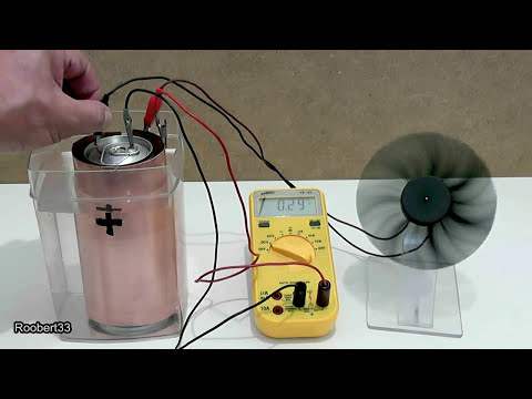 How To Make A Salt Water Electricity Experiment