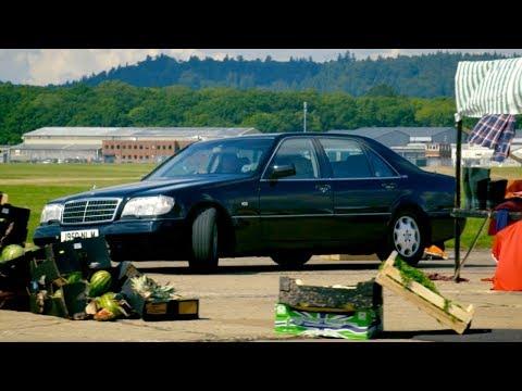 Mercedes Vs Bentley Vs Rolls Royce: Urban Driving Simulator | Top Gear: Series 26