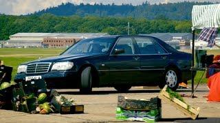 Mercedes Vs Bentley Vs Rolls Royce Urban Driving Simulator  Top Gear Series 26