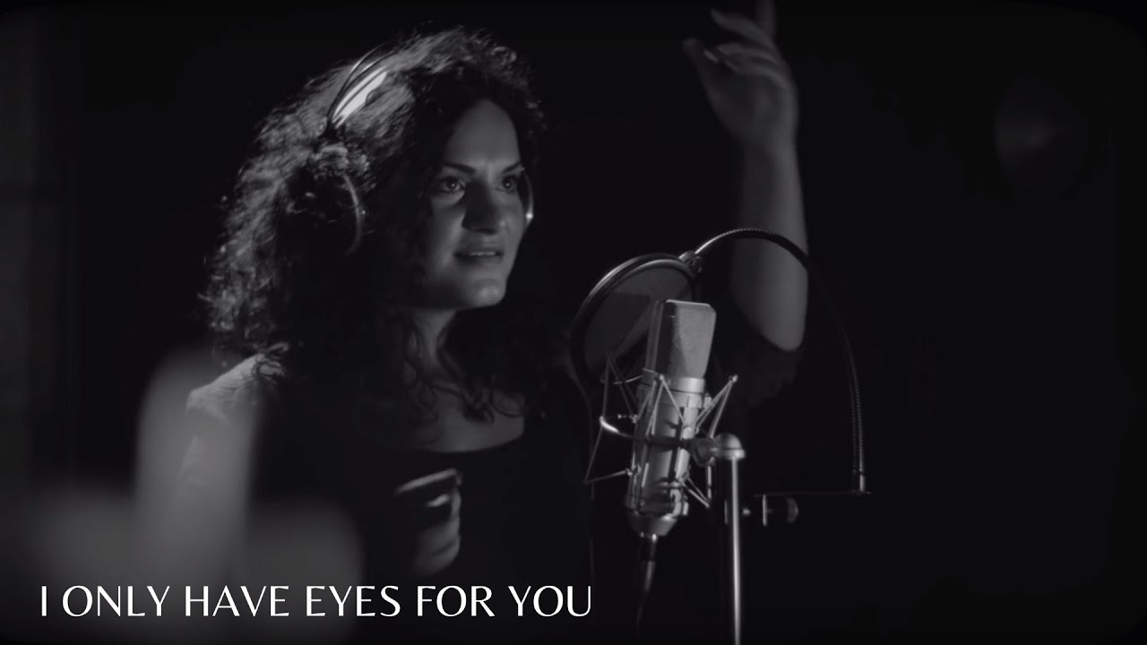 SIMONA DE ROSA - I only have eyes for you