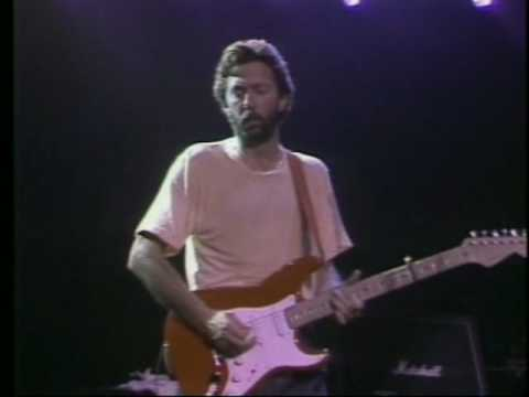 Eric Clapton - Holy Mother HQ Live in Birmingham, England July 1986
