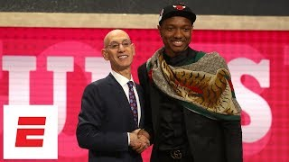 Bulls take Wendell Carter Jr. with No. 7 pick in 2018 NBA draft [pick/analysis/interview] | ESPN